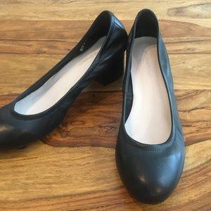JEFFREY CAMPBELL Barche Black Heels | 7.5